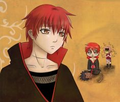 Sasori is saaad by irusik666