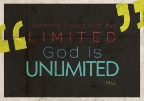 Unlimited Dreams by Blugi