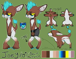Joey Reference 2013 by R3llO