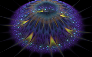 violet ufo by Andrea1981G