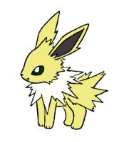 Little Jolteon by sunnyfish