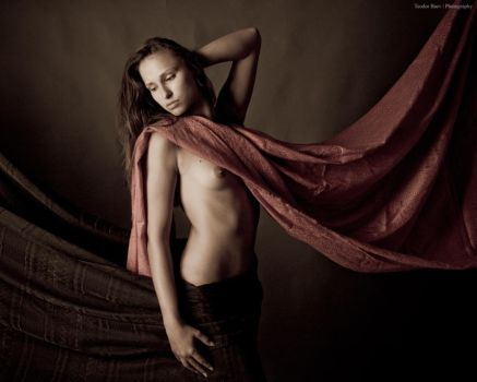 Between the Sheets by Teophoto