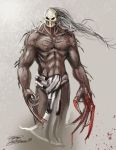 Splatterhouse Fiction by LordHannu