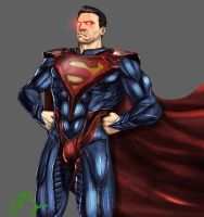 Superman is Evil by osx-mkx