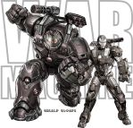 2WarMachinesGG2015 by gloade