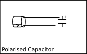 EL - Polarised Capacitor by dsonck92