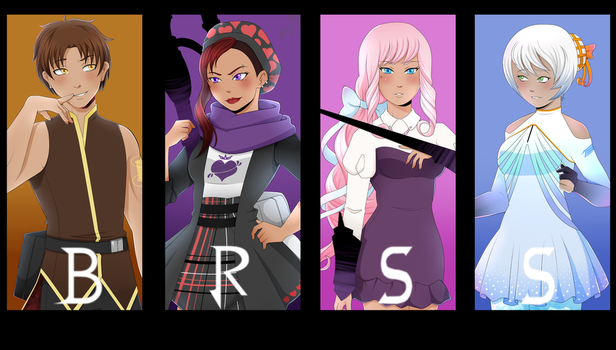Team BRSS 2 by One-legged-zombie