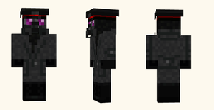 Minecraft Skin Rom.Ac Captain by Nyuunie