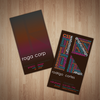 Roga Corp Cards by rogaziano