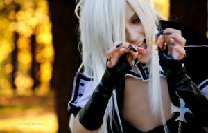 BJD cosplay  Lucifer Ducan - Bad doll by GeshaPetrovich