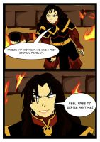 Azula's pests by Caranth