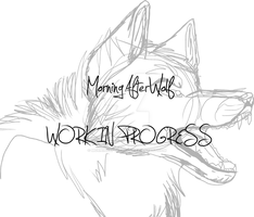 Closing Time WIP by MorningAfterWolf