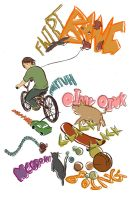 onomatopoeia full page by shley77