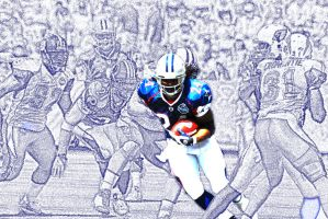 Marion Barber by jason284
