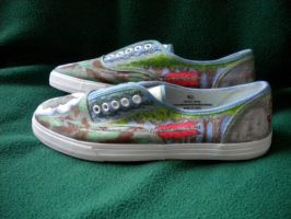 Ranger Shoes Sides by GAClive