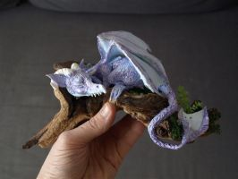 finished purple dragon01 by Dreamkeeperfae