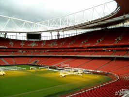 Emirates Stadium by Ratbox