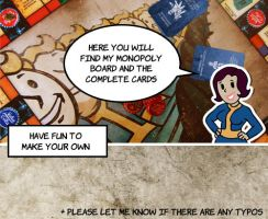 Complete Fallout Monopoly -eng- by PinkAxolotl
