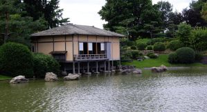 Japanese Garden House by MarshmallowInvader