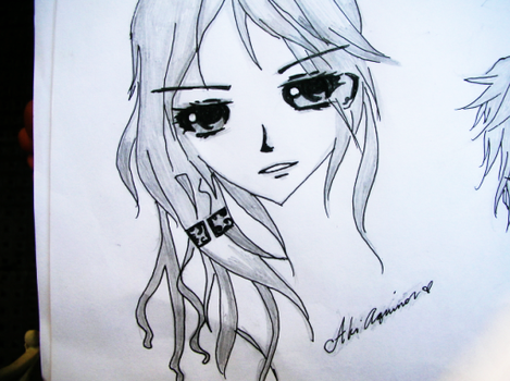 Own Character 4 by Deviaki