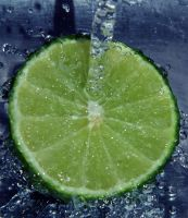 Soaked Lime by Hunter-Arkaman