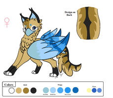 Griffin Design Trade with JB- Pawstep by BluestarzStrike