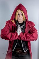 Edward Elric Cosplay by KeraValentine