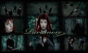 Paramore Decode Wallpaper by kiss61