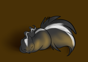 Warm Skunky by Tassy