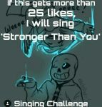 singing challenge ig by sansy-pansy