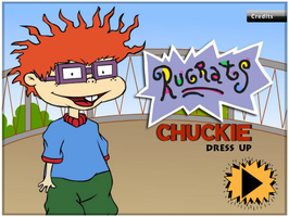 Rugrats Chuckie Dress-up Game by willbeyou