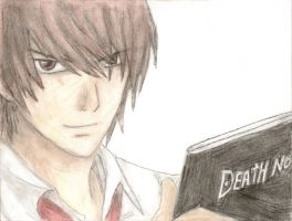 Yagami Light by armor-dragon-knigth2