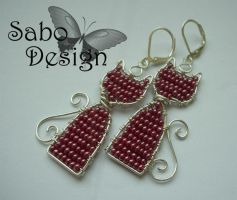 Raspberry Cats by SamanthaBossy
