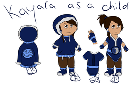 Kayara her outfits by Jessica3green