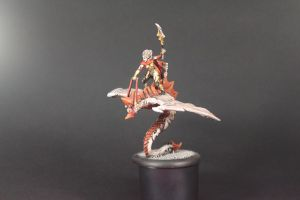 Blighted Nyss Sorceress and Hellion by Insuppressible