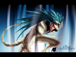 - Rage Of Grimmjow - by Sinist3r-Depht