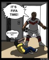 IT'S FIFA TIME! by KodyYoung