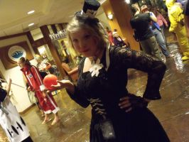 NDK 2010 - Mad Hatter by BlueShadows18007