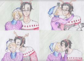 [Jamie] Claude And Alois by katiejuby