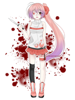 Custom: Yandere Girl Adopt by Kuichuu