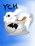 Ink Cup Ych by ashenrisen