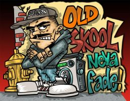 Old School by vicrosman