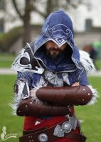 ACR - Ezio Cosplay_ Animuc 2012 by LadyBad