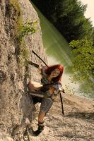 Aela the Huntress Cosplay IV by Vermiljona