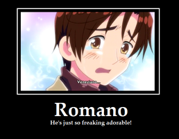 Romano Motivational by ShadowsatDusk