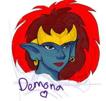 Demona by SieTalon