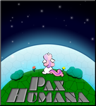 Pax Humana - Cover Art by Zutcha
