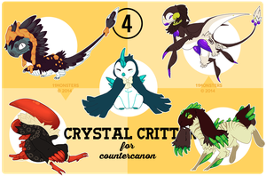 DCOM: Crystal Critter by 11monsters