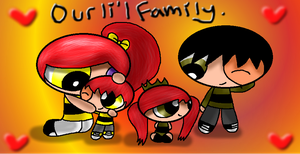 PC- Together as a Family by Brashgirl901