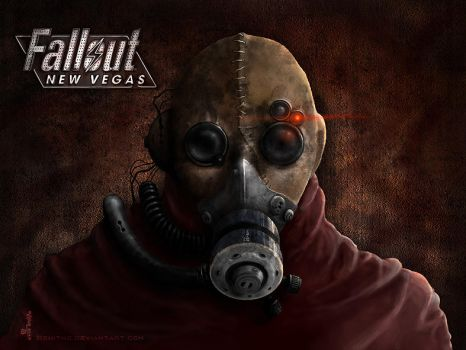 Fallout : New Vegas Concept by SENITHE